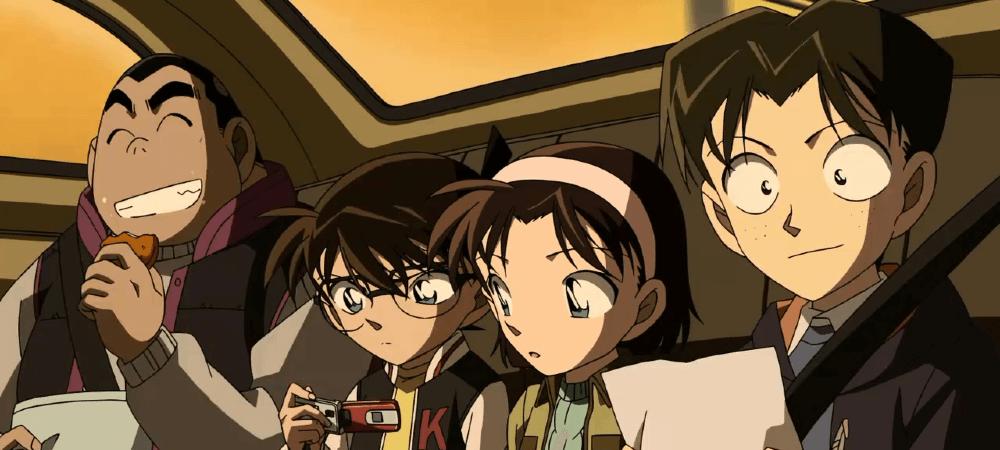 Detective Conan: Quarter of Silence