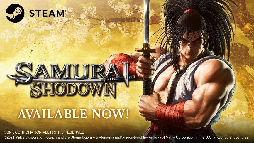Samurai-Shodown-ja-esta-disponivel-no-Steam