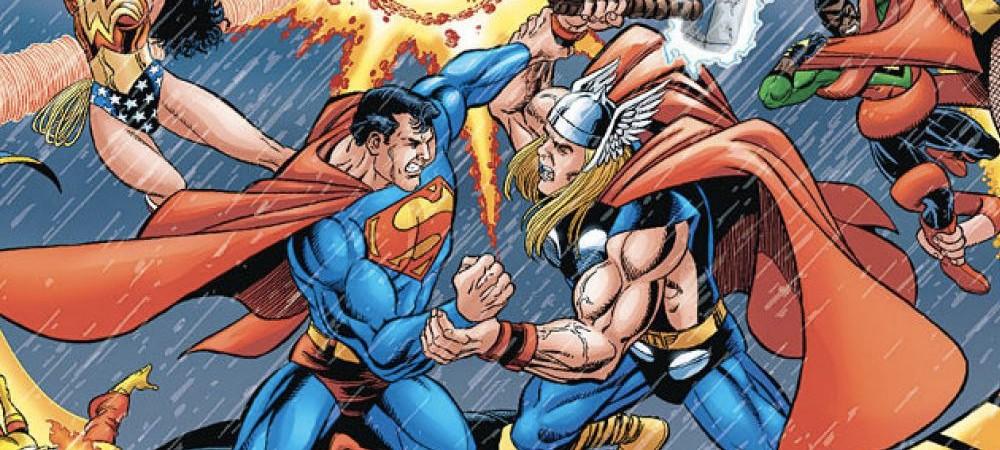 Crossover Marvel e DC