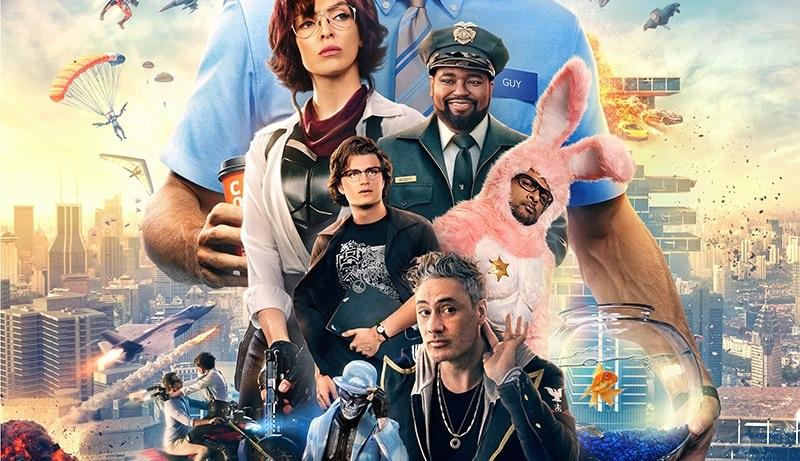 free-guy-filme-poster-2021