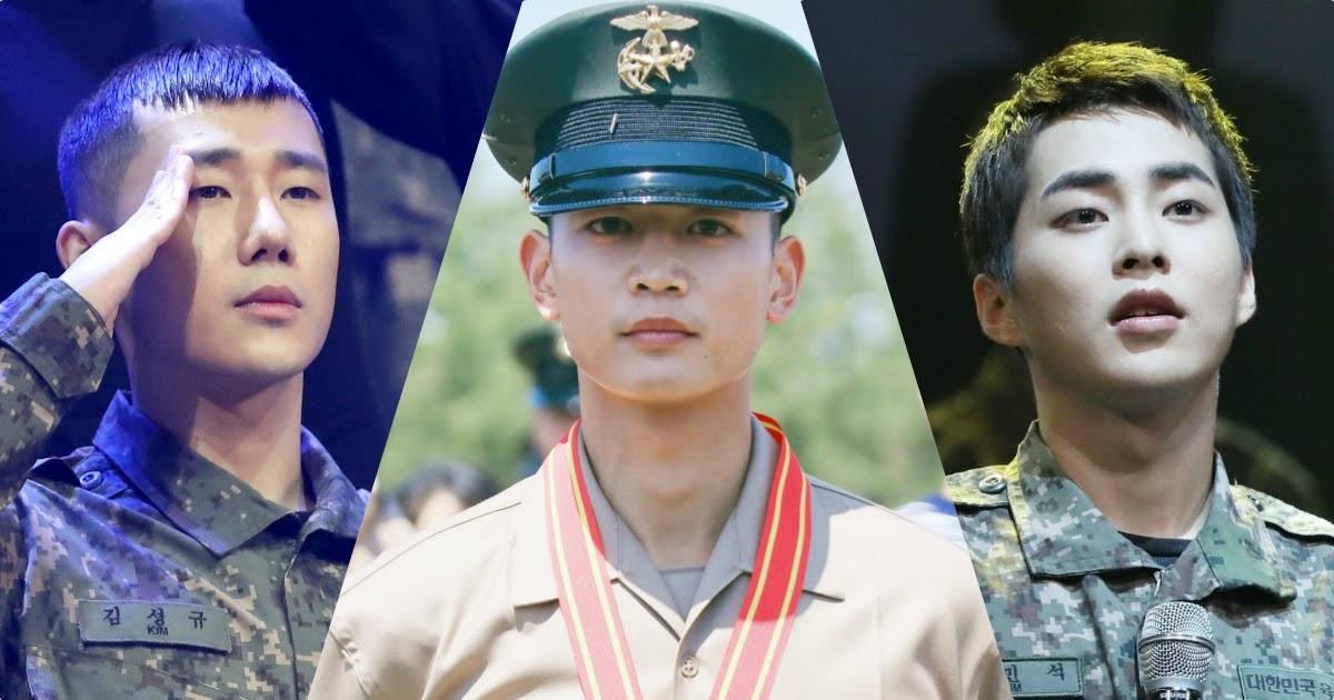 serviço militar obrigatório coreia do sul