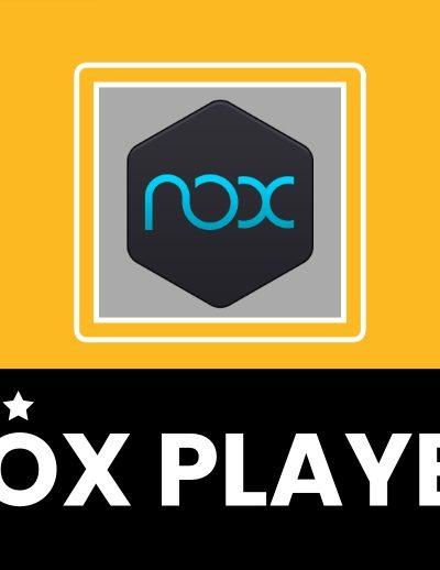 nox-player android emulador