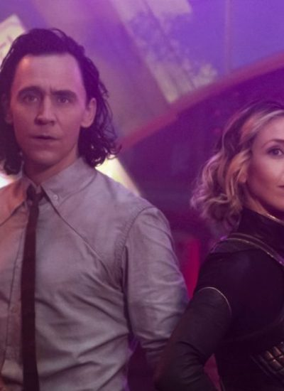 Loki-e-Sylvie na série