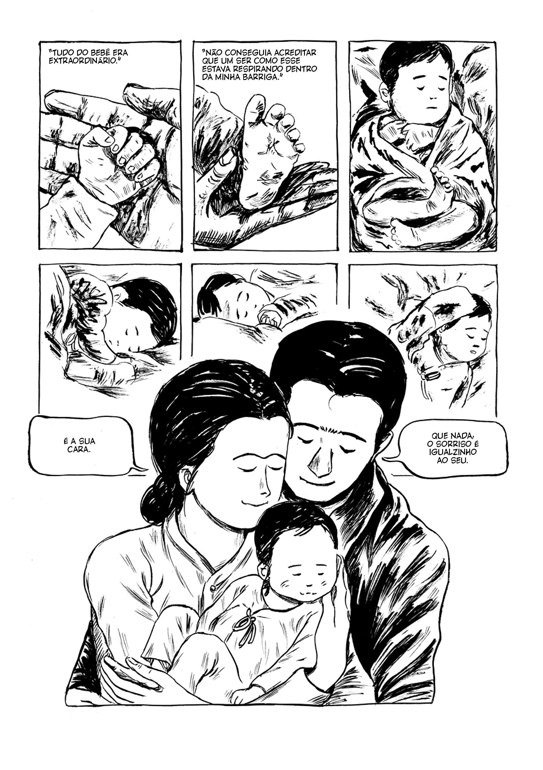 a-espera-manhwa-Keum-Suk-Gendry-Kim autora de grama-editora-pipoca-e-nanquim-2021