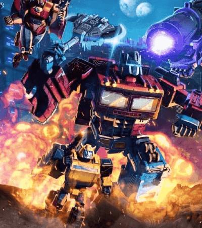 Transformers: War for Cybertron: O Reino