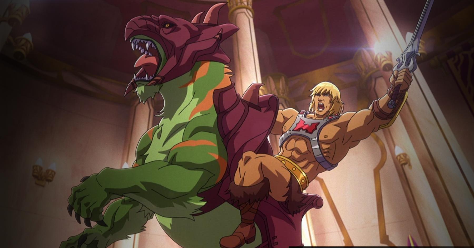 He-Man - Critica