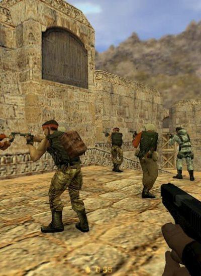 counter strike jogos multiplayers