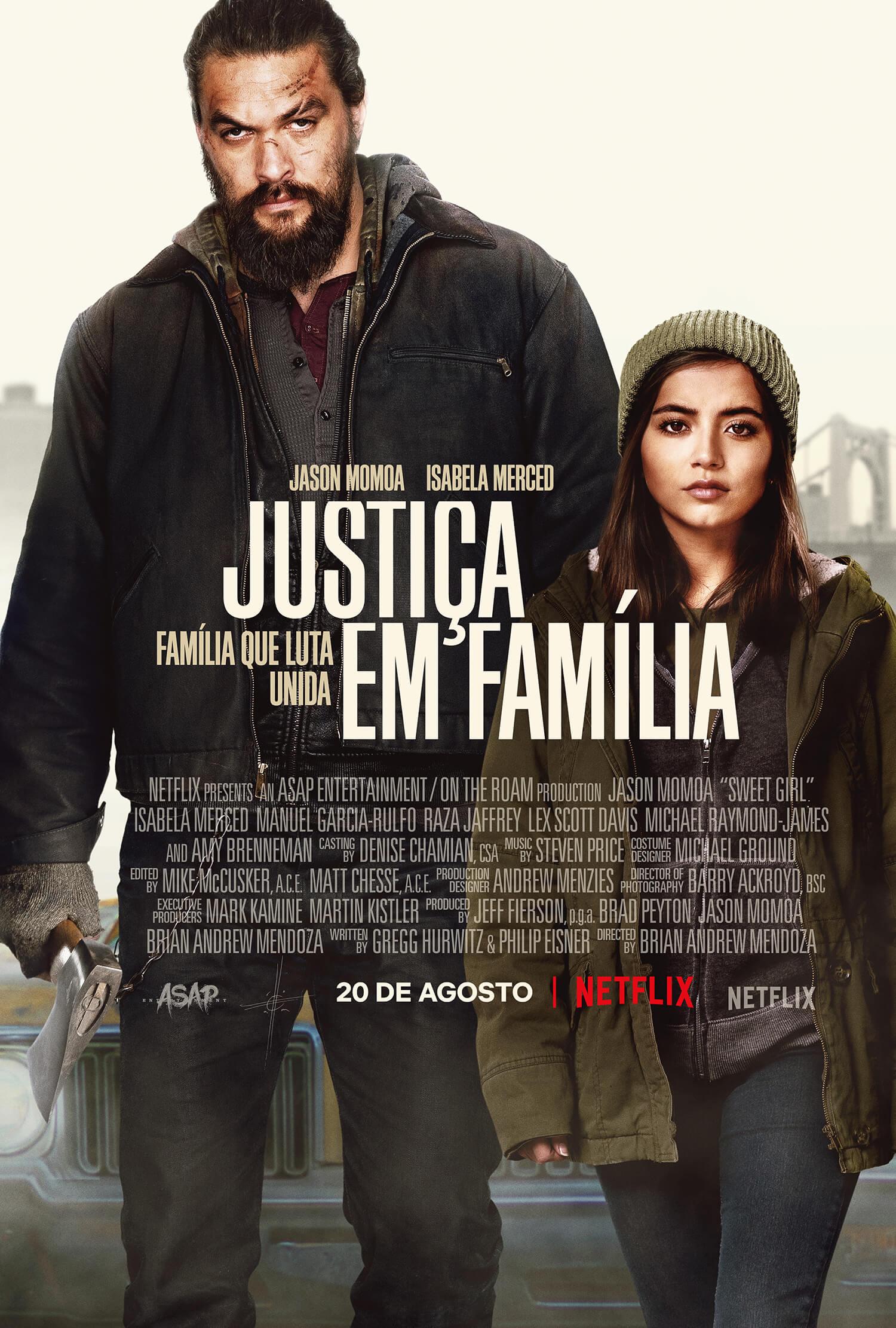 justiça em família filme jason momoa netflix