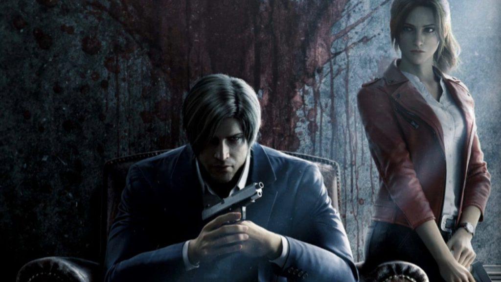 Resident Evil: No Escuro Absoluto - 1ª Temporada netflix