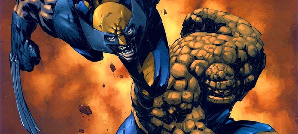X-Men e Quarteto Fantástico