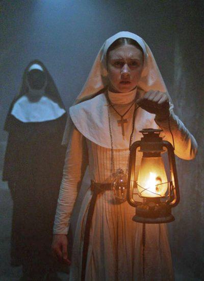 a freira derivado invocação do mal