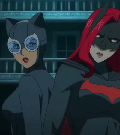 Catwoman: Hunted