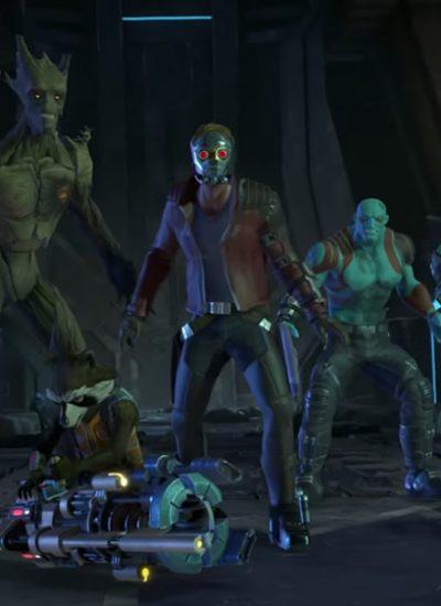 Marvel's Guardiões da Galáxia