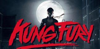 poster de kung fury