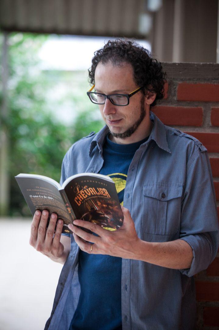 O autor de Le Chevalier
