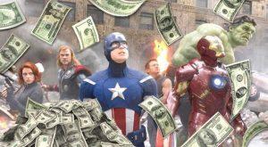 Vingadores: primeiro filme custou cerca de 220 milhões de dólares
