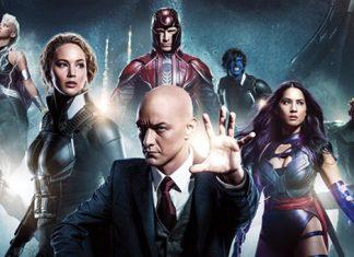 Poster do filme com todos os personagens