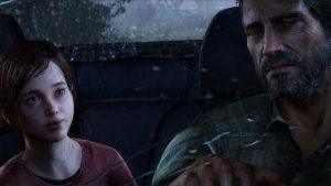 Os protagonistas de The Last of Us, Ellie e Joel