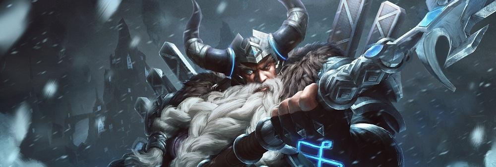 Odin no jogo Smite, para Playstation 4