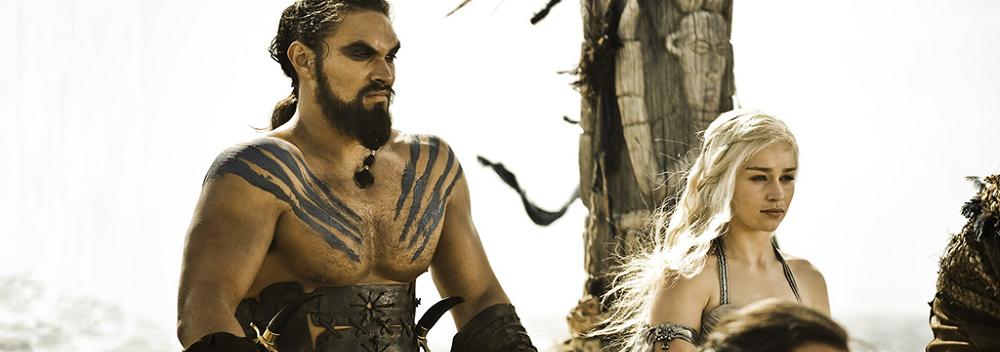 Khal Drogo e Dany