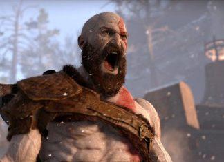 O novo velho Kratos de God of War