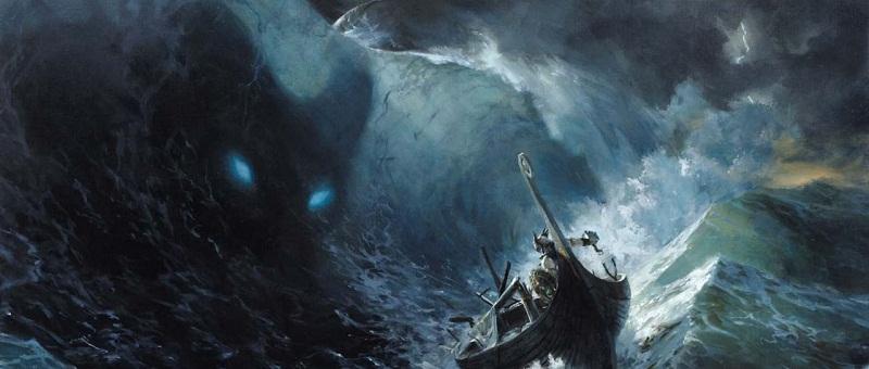 10 Criaturas da Mitologia NÓRDICA para o novo God of War