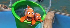 Marlin e Nemo em apuros