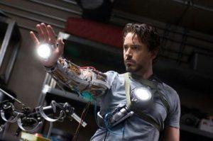 Homem de Ferro 2008