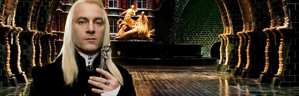 Lucius Malfoy, de Harry Potter