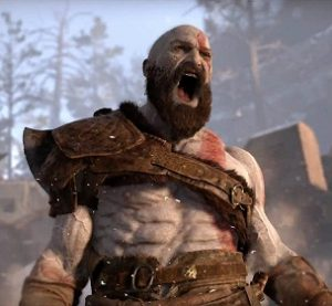 o novo kratos em god of war para ps4