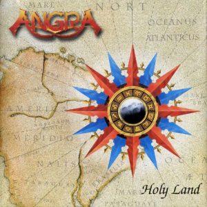 capa do album holy land