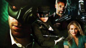 poster do filme O Besouro Verde