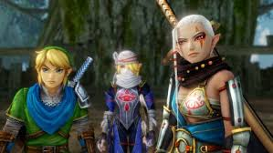 Link, Sheik e Impa