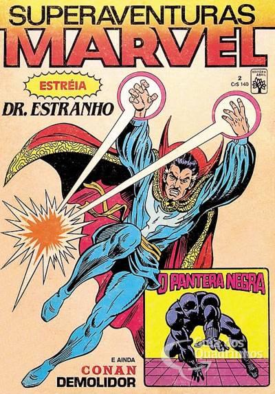 Superaventuras Marvel, publicado anteriormente pela Abril