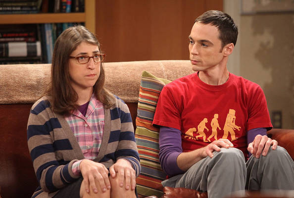 Amy e Sheldon