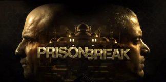 poster de Prison Break com os irmãos protagonistas