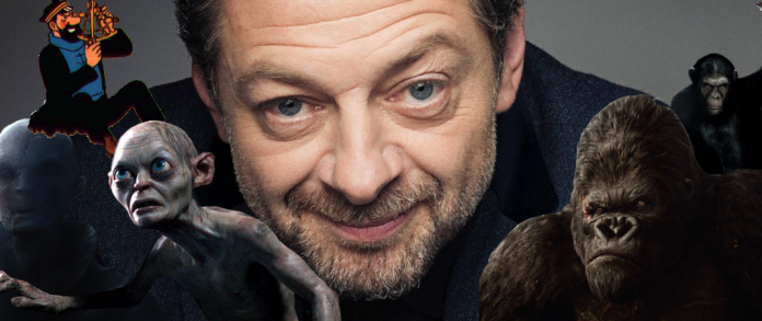 The Batman - Andy Serkis