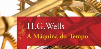 a máquina do tempo h. g. wells