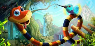 poster de snake pass