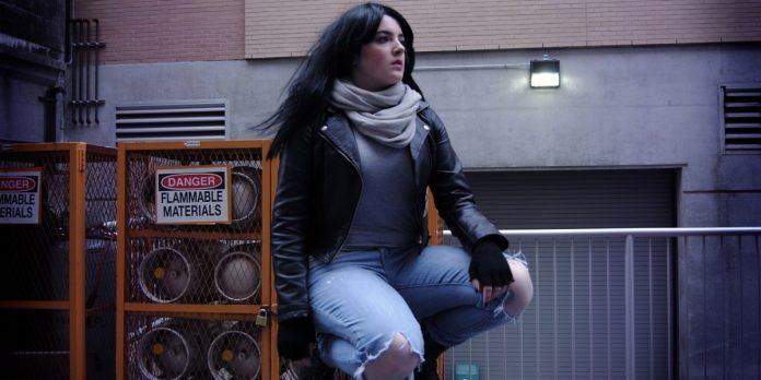 Jessica Jones Cosplay post cosmonerd capa cosplayer