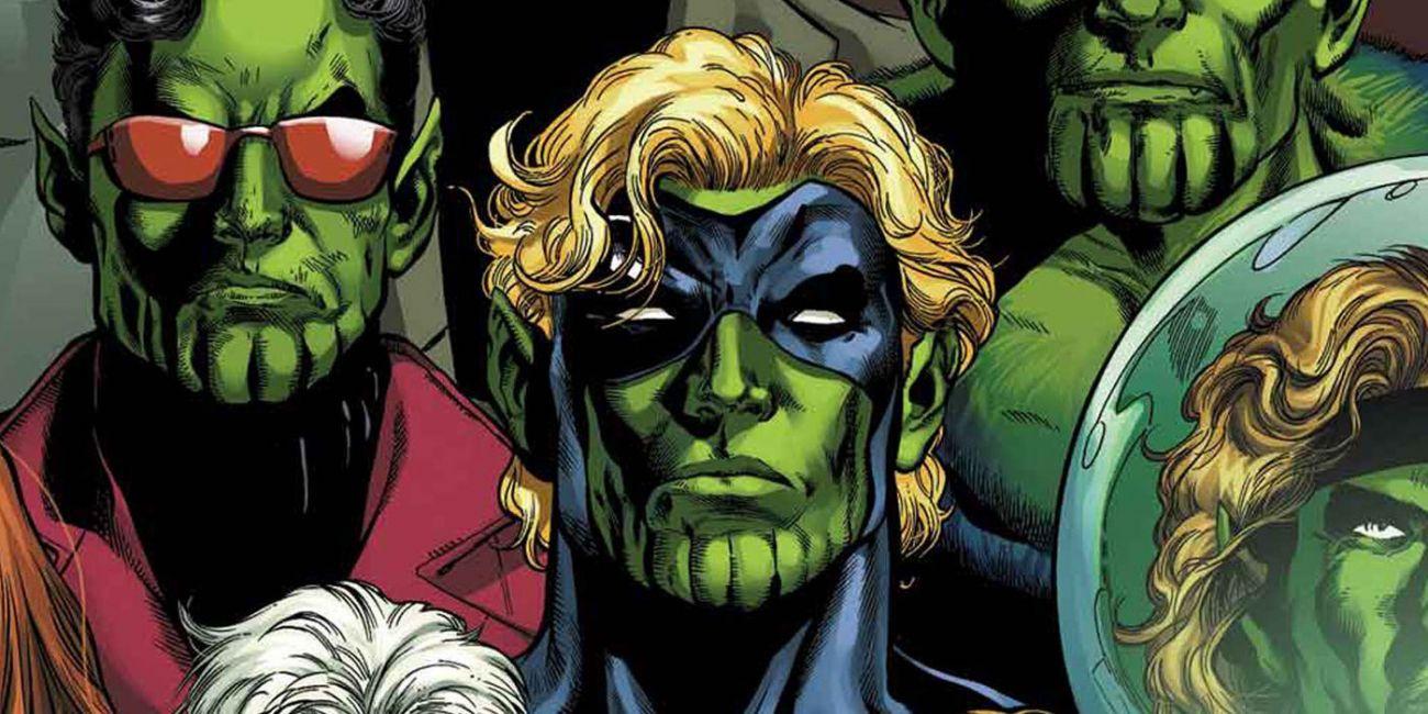 Resultado de imagem para Skrulls guerra civil