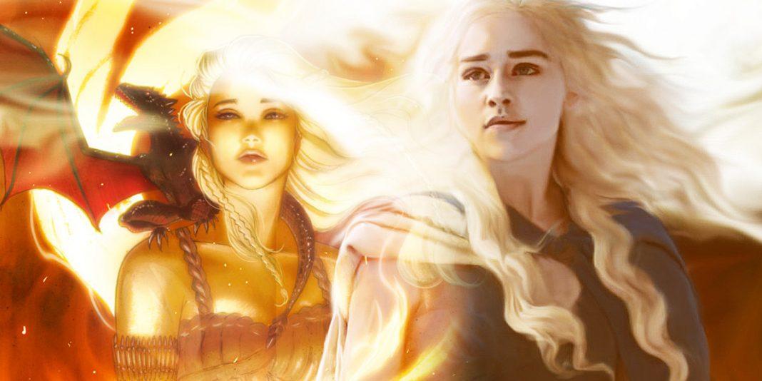daenerys targaryen game of thrones hbo