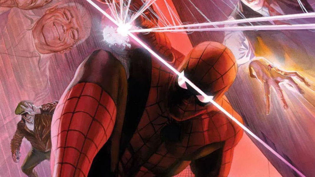 homem-aranha quadrinhos