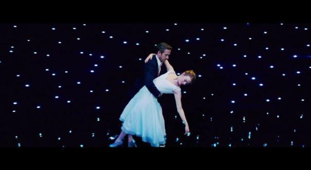 la-la-land ryan gosling e emma stone dançando