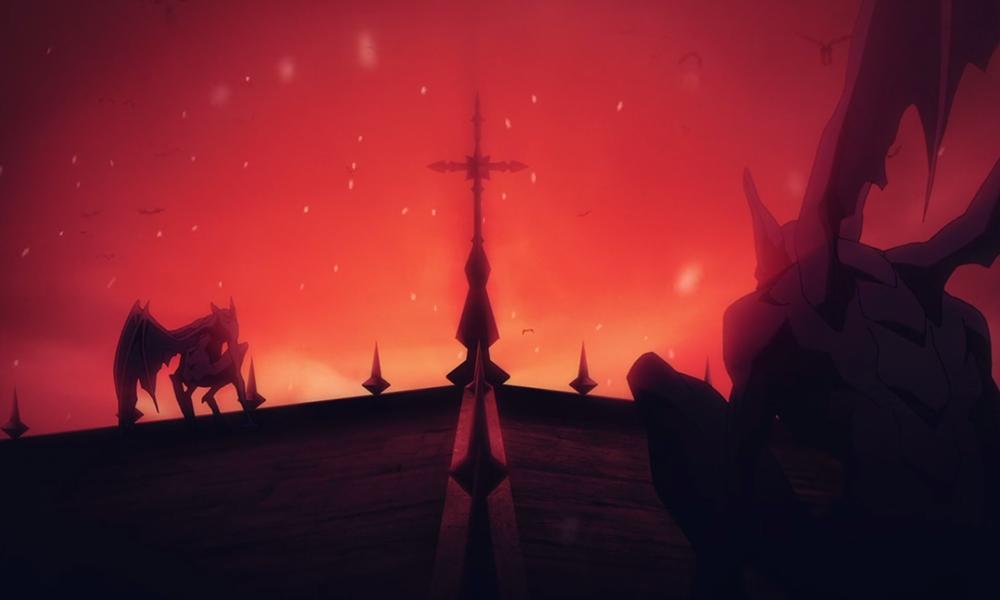 As criaturas demoníacas de Castlevania