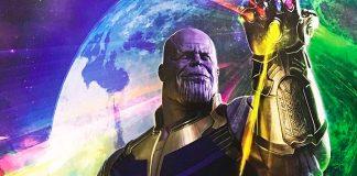 Vingadores: Guerra Infinita Thanos