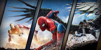 Homem-Aranha: De Volta ao Lar capa