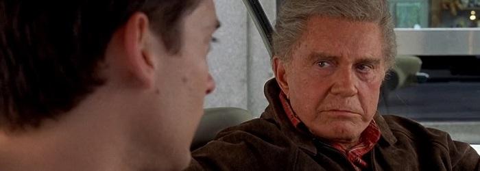 peter parker e tio ben conversando no primeiro filme do homem-aranha