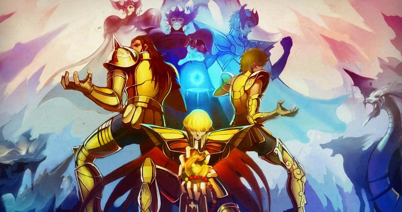 MMORPG de Cavaleiros do Zodíaco finalmente chega no Brasil!