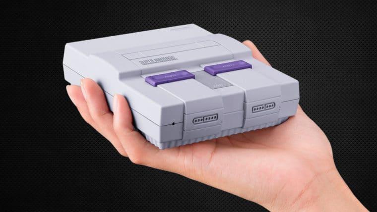 Super Nintendo Classic será lançado no Brasil | Tecnologia